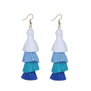 Jewelry - 4 Layer Stack Earrings